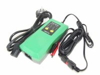 Leoch CM6120 - 6/12v 2amp Automatic Battery Charger
